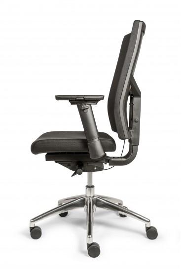 bureaustoel 787 comfort zijkant