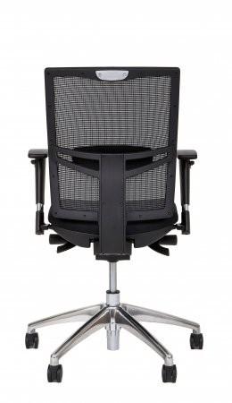 bureaustoel QO02 achterkant