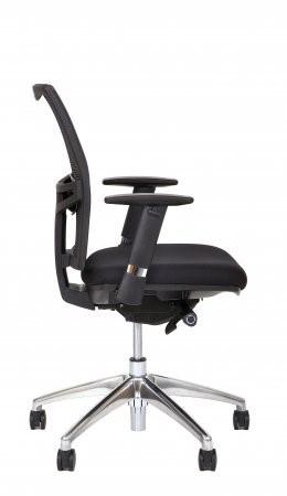 bureaustoel QO02 zijkant