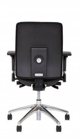 bureaustoel Airgo achterkant