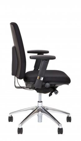 bureaustoel Airgo zijkant